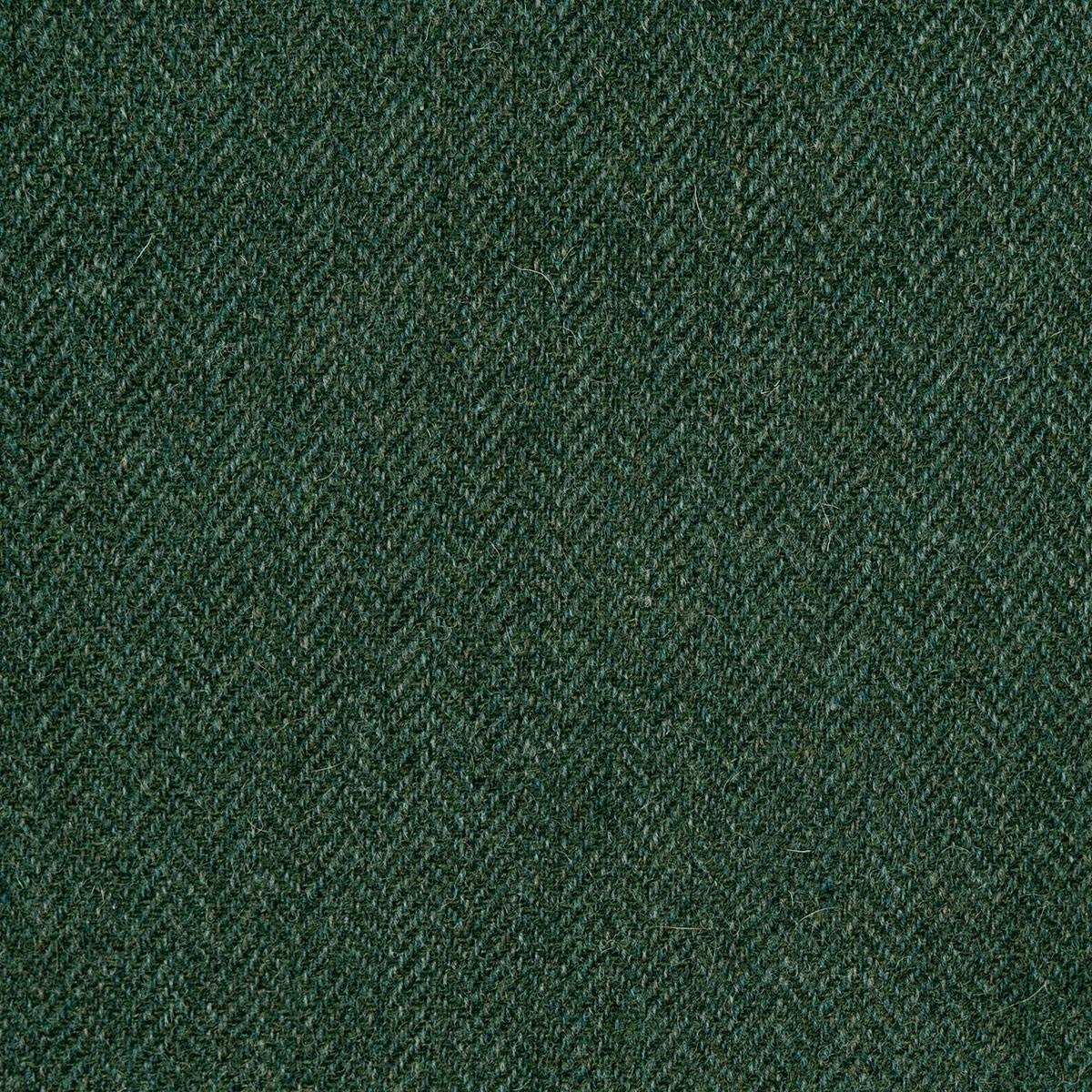 state Managers Green Shetland Jacketing Tweed Fabric