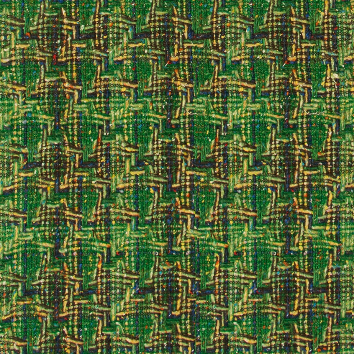 Donegal Green Jacketing Wool Fabric