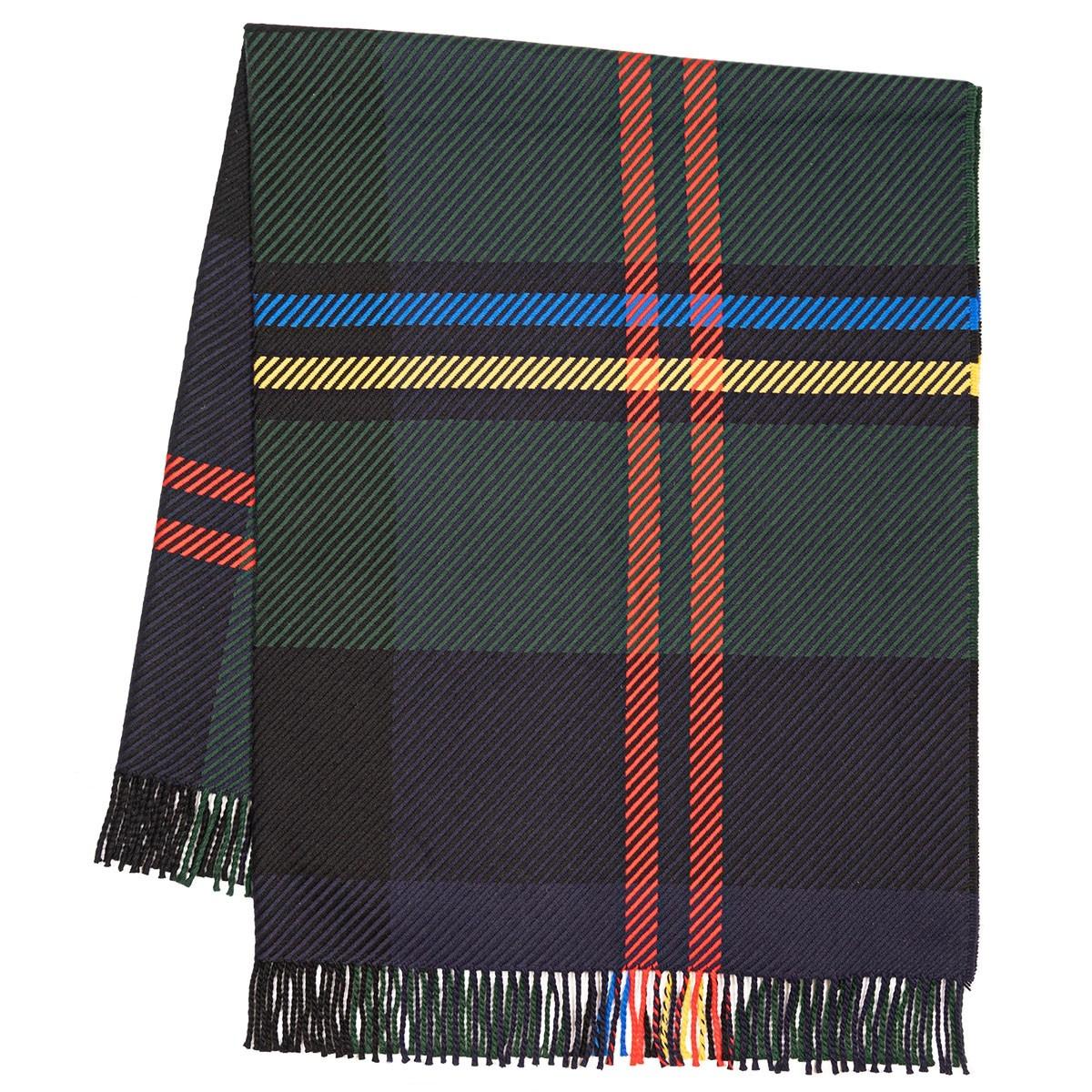 Darcy Malcolm Modern  Luxury Superfine Wool Throw