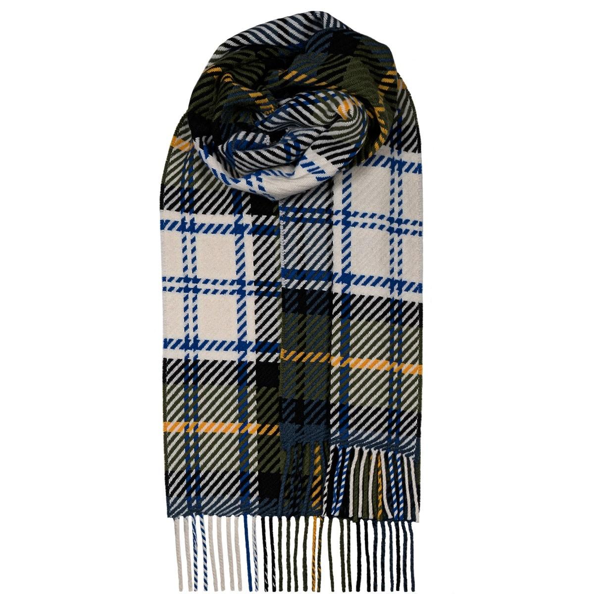 Ellis Gordon Dress Ancient  Luxury Superfine Wool Scarf