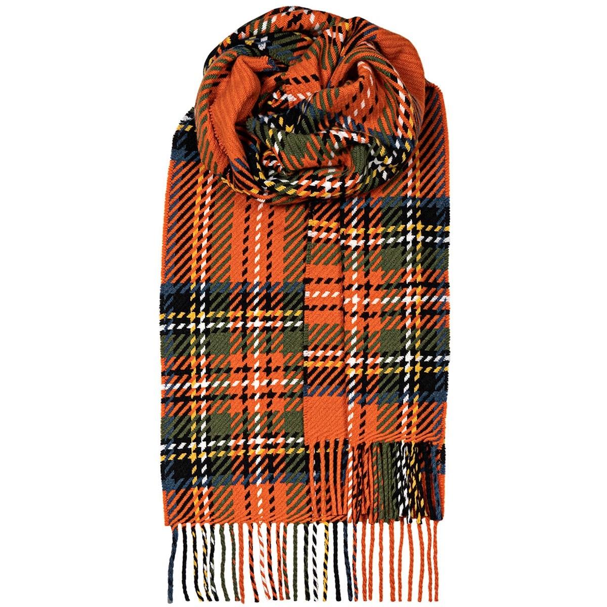 Ellis Stewart Royal Ancient  Luxury Superfine Wool Scarf