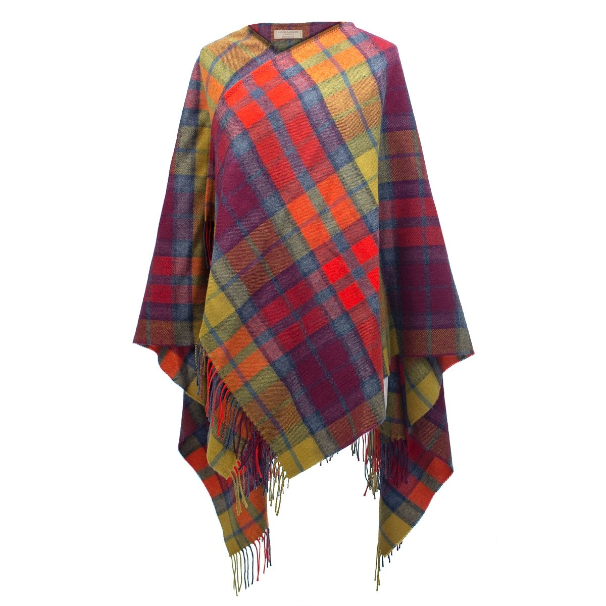 Emerson Buchanan Berry Lambswool Serape