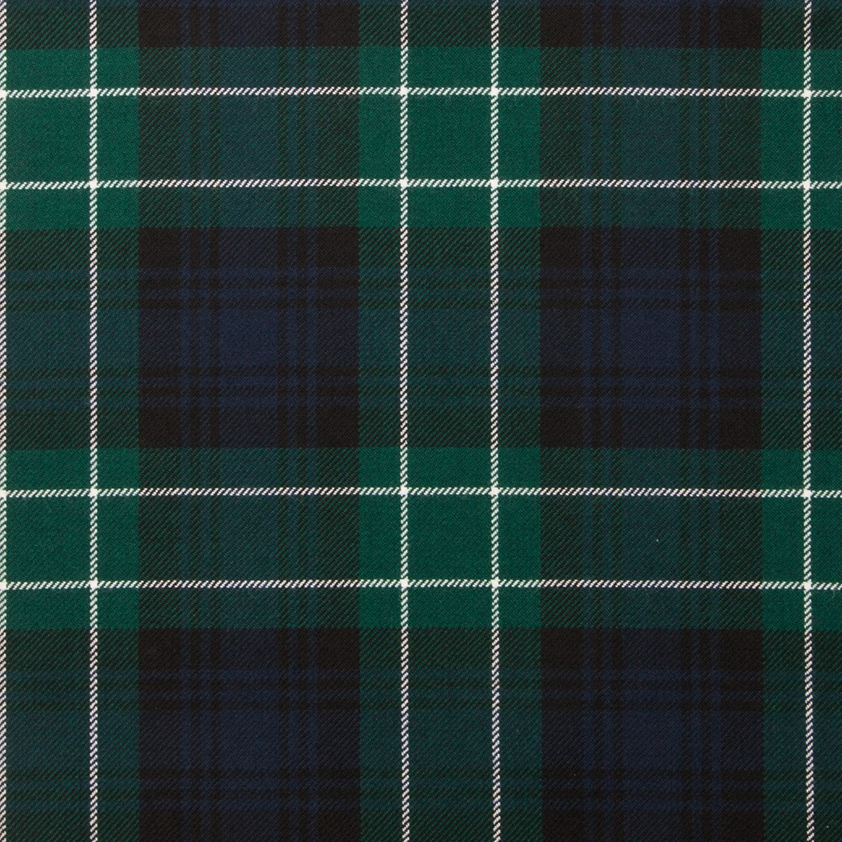 Abercrombie Modern Light Weight Tartan Fabric-Front