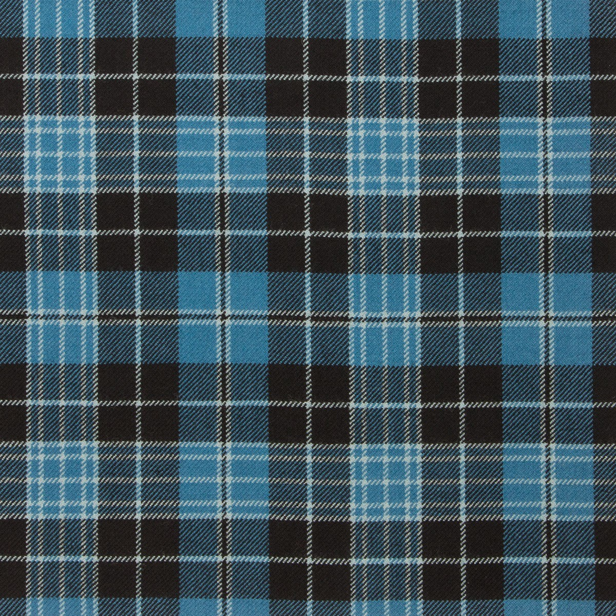Clergy Ancient Light Weight Tartan Fabric-Front
