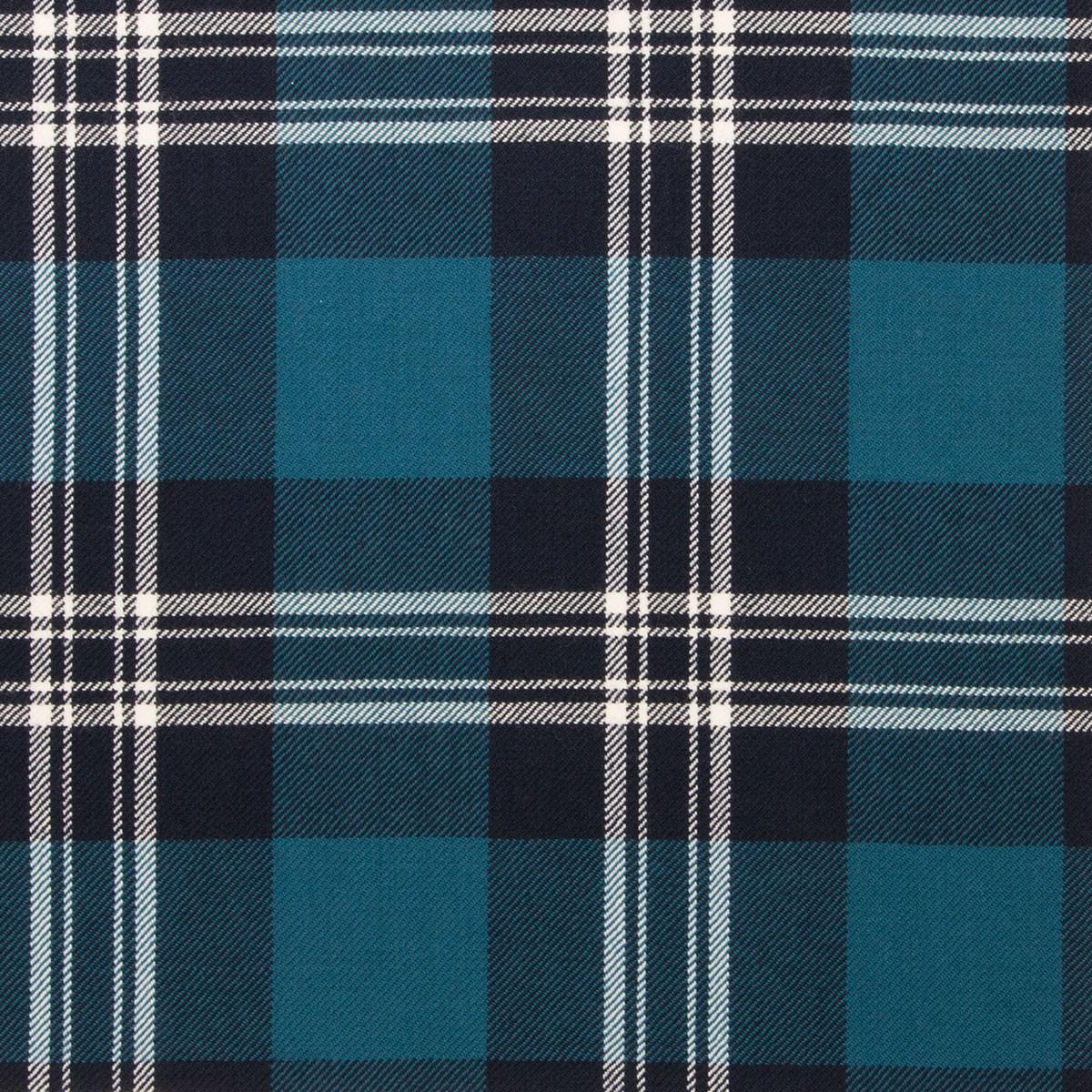Earl of St Andrews Light Weight Tartan Fabric-Front