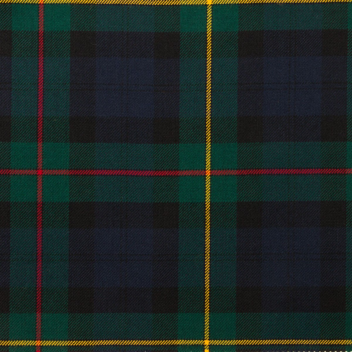 MacEwan Modern Light Weight Tartan Fabric-Front