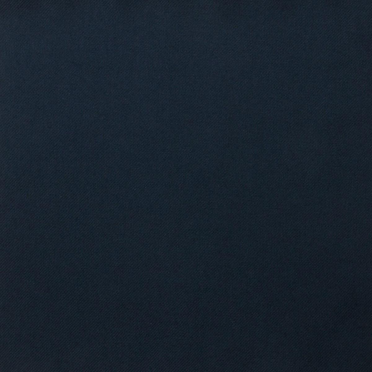 Blue Modern Plain Coloured Light Weight Fabric-Front