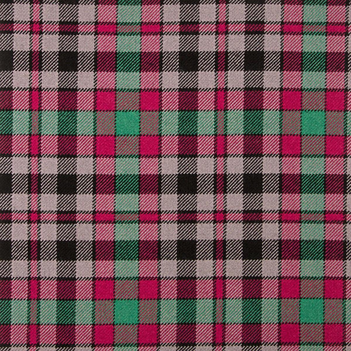 Borthwick Heavy Weight Tartan Fabric-Front