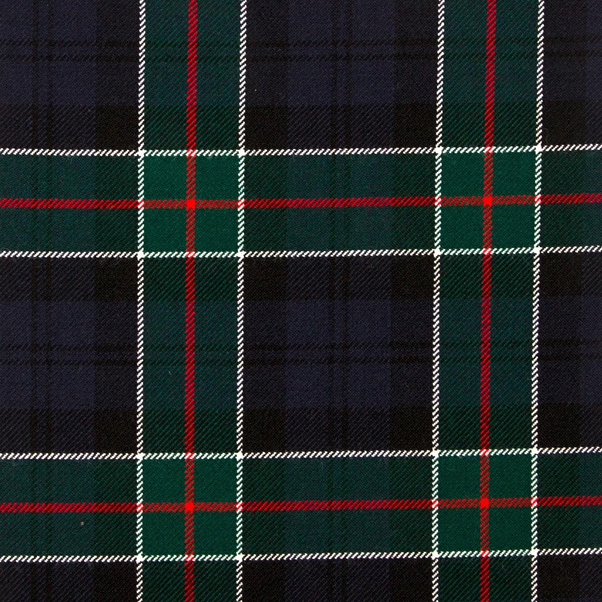 Colquhoun Modern Heavy Weight Tartan Fabric-Front