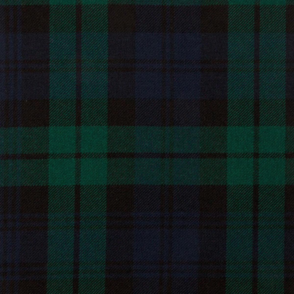 Campbell Clan Modern Heavy Weight Tartan Fabric-Front