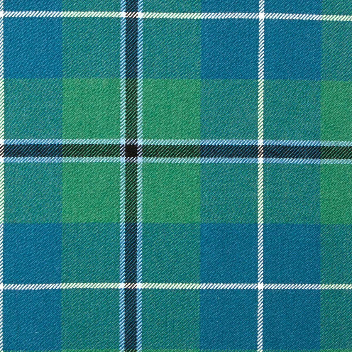Douglas Ancient Modern Tartan Fabric 16oz 100/% Pure Wool