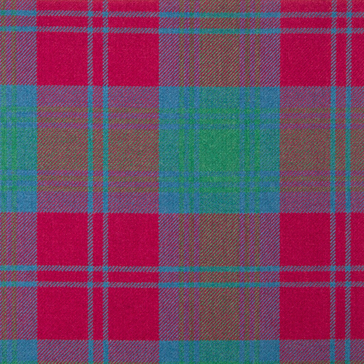 Lindsay Ancient Heavy Weight Tartan Fabric-Front
