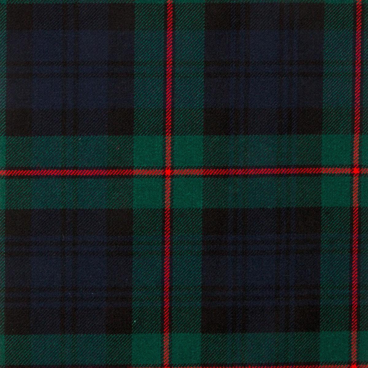 MacKinlay Modern Heavy Weight Tartan Fabric-Front