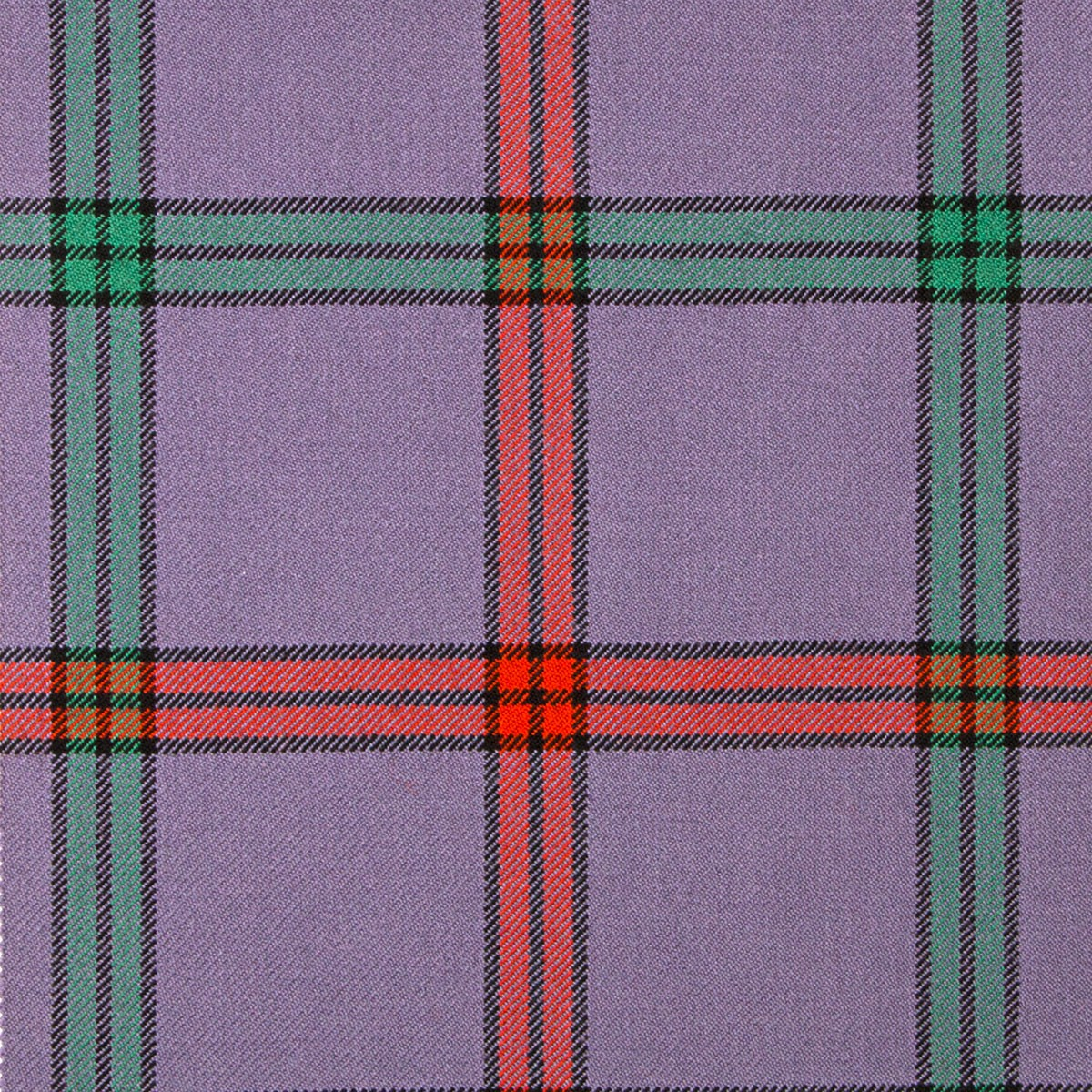 Montgomery Ancient Heavy Weight Tartan Fabric-Front