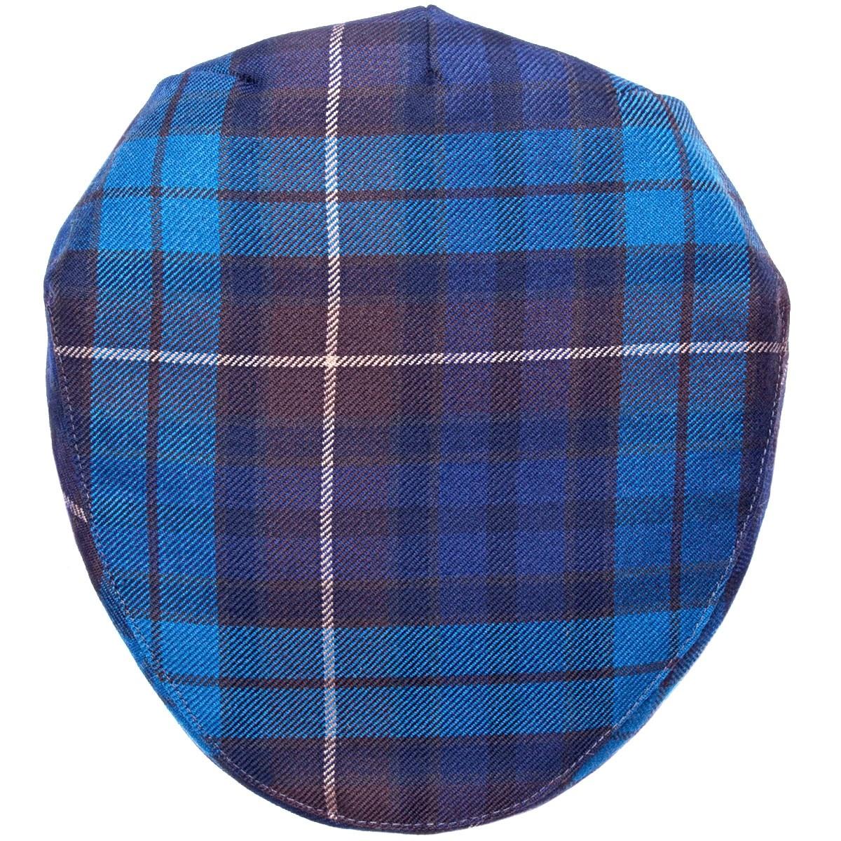 Buchanan Blue Tartan Barnton Cap