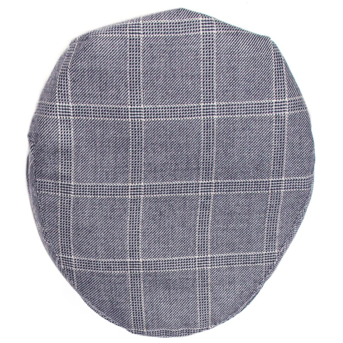 Dornoch Check Tweed Barnton Flat Ca