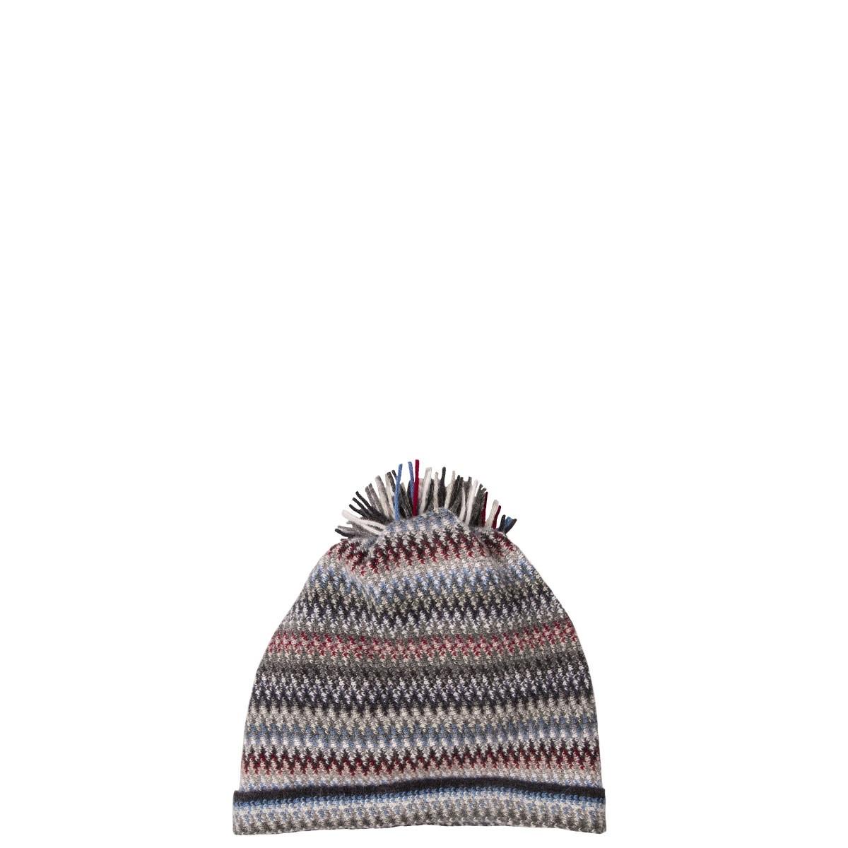 Arctic Faith Wool/Angora Knitted Hat