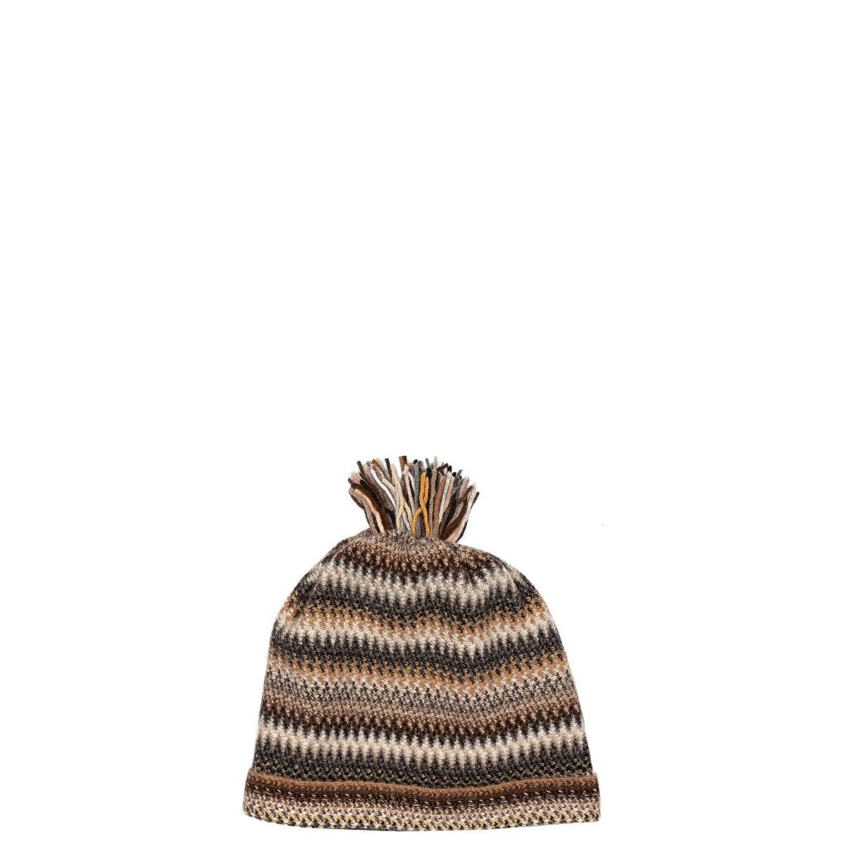 Havana Faith Wool/Angora Knitted Hat