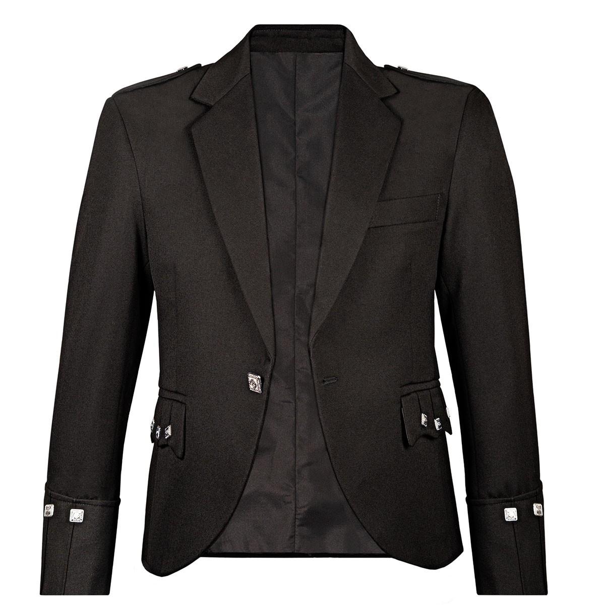 Barathea Argyll Kilt Jacket