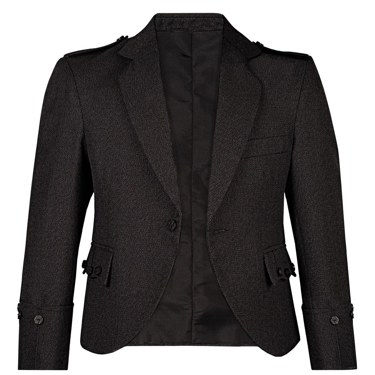 Lochinver Tweed Argyll Kilt Jacket
