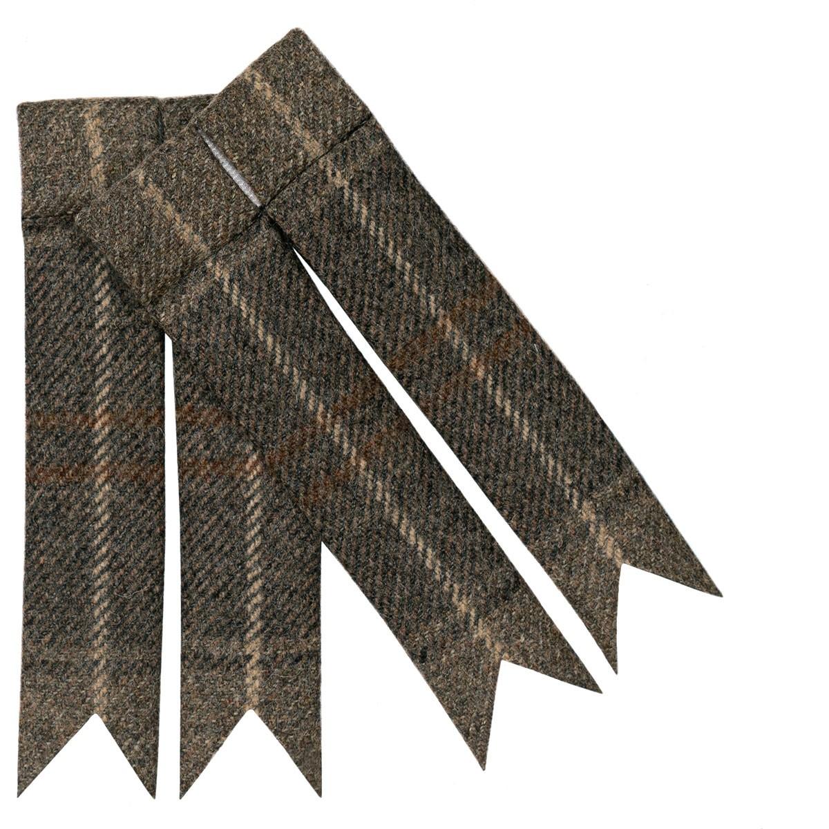Made to Order Waverley Mediumweight Tweed Flashes