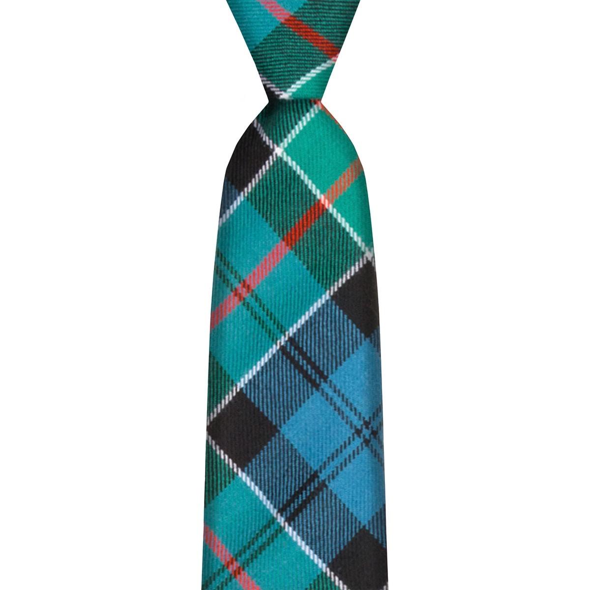 Colquhoun Ancient Tartan Tie