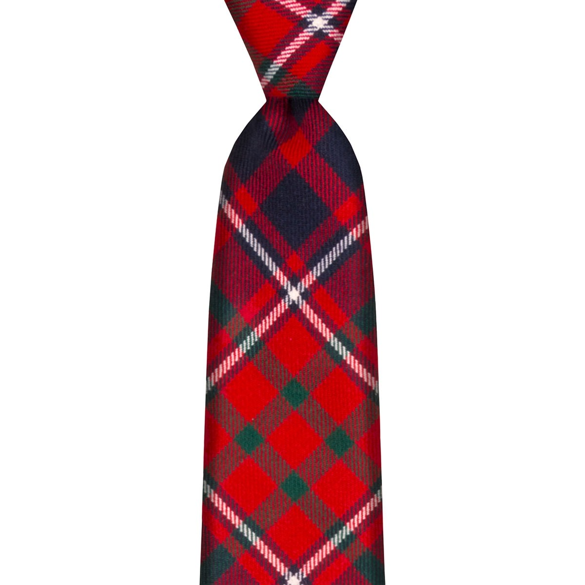 Cameron of Lochiel Modern Tartan Tie