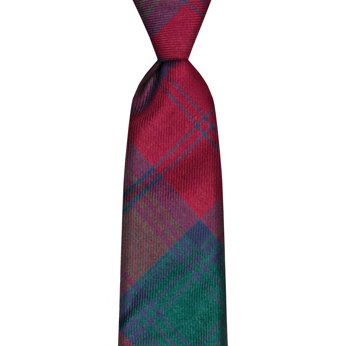 Lindsay Modern Tartan Tie
