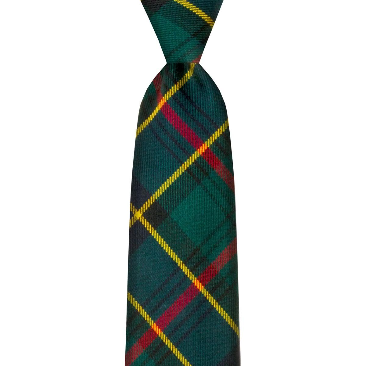 Ogilvie Hunting Modern Tartan Tie