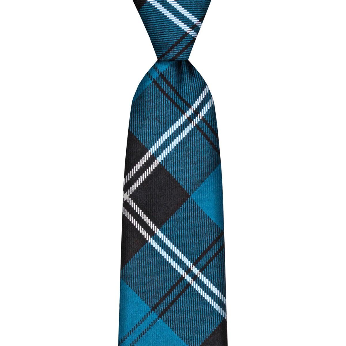 Ramsay Blue Ancient Tartan Tie