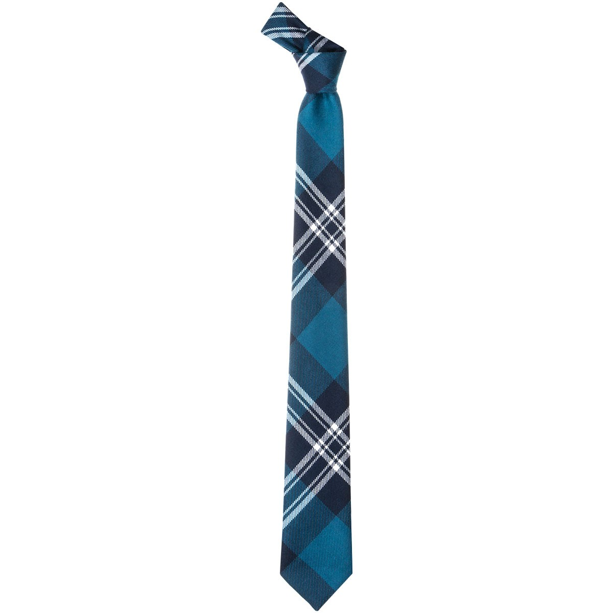 Earl of St Andrews Skinny Tartan Tie