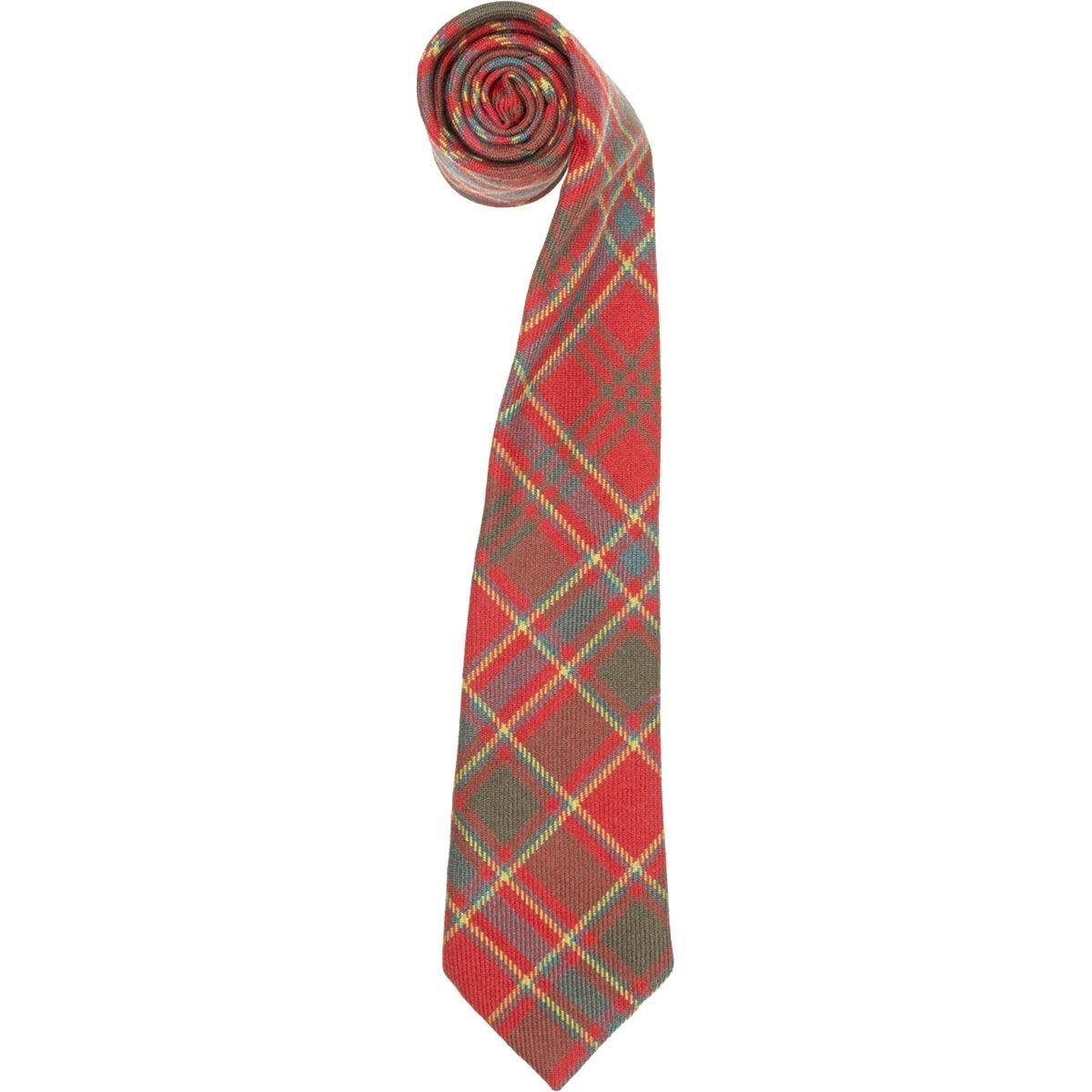 Made to Order Strome Heavyweight Tartan Tie