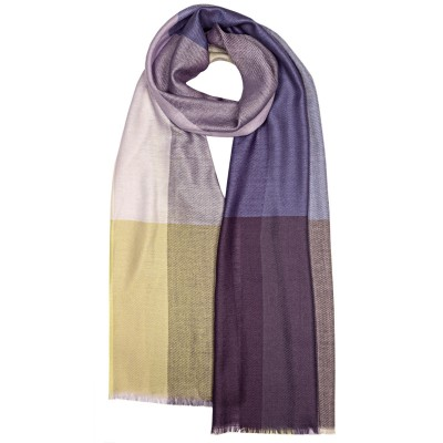 Allie Essil Lilac Luxury Scarf