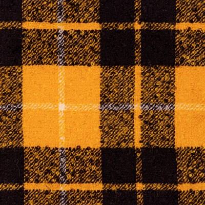 Barclay Dress Modern Wool Mohair Loop Tweed Fabric