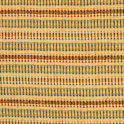Lemon Fairsle Jacketing Wool Fabric