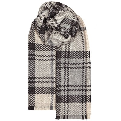Fearne British Wool Cranston Pearl Stole