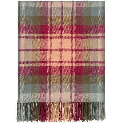 Auld Scotland Tartan Lambswool Stole