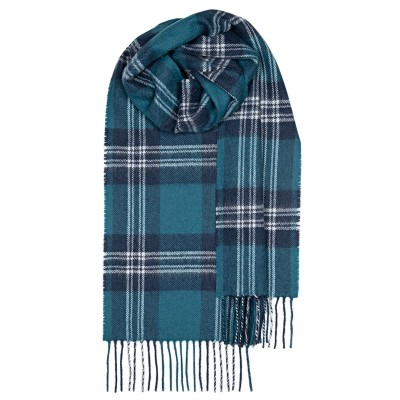 Earl of St. Andrews Tartan Lambswool Scarf