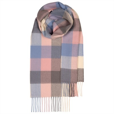 Bowhill Soft Block Lambswool Scarf