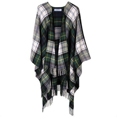 Gordon Dress Modern Lambswool Serape