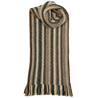 Havana Faith Wool/Angora Knitted Scarf