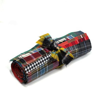 Assorted Fabric Roll - Craft Bundle