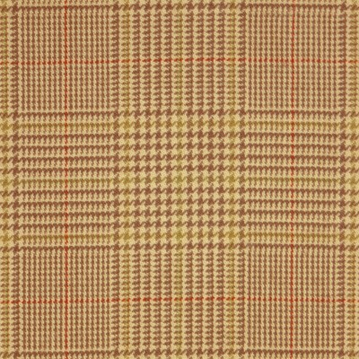 Crail Check Tweed Light Weight Fabric-Front