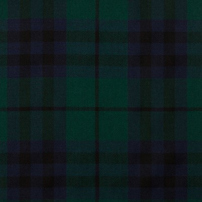 Austin Modern Medium Weight Tartan Fabric-Front