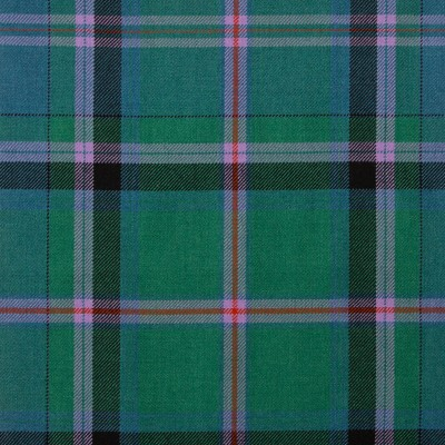 Cooper Ancient Medium Weight Tartan Fabric-Front