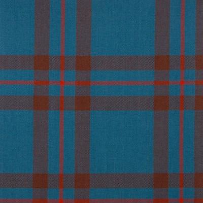 Elliot Ancient Medium Weight Tartan Fabric-Front