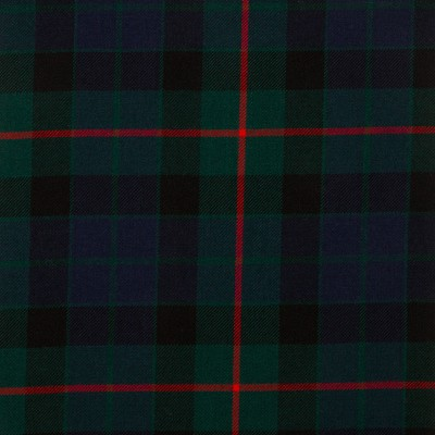 Gunn Modern Medium Weight Tartan Fabric-Front