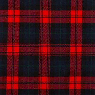 MacLachlan Modern Medium Weight Tartan Fabric-Front