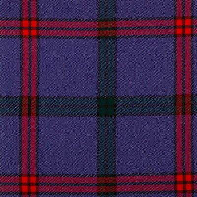 Montgomery Modern Medium Weight Tartan Fabric-Front