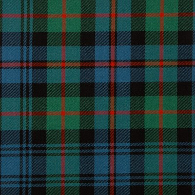 Murray of Atholl Ancient Medium Weight Tartan Fabric-Front